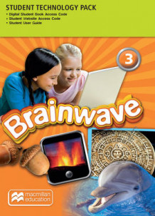 Brainwave American English Level 3 Student Technology Pack av Andrea Harries og Cheryl Pavlik (Blandet mediaprodukt)