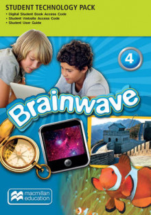 Brainwave American English Level 4 Student Technology Pack av Andrea Harries og Cheryl Pavlik (Blandet mediaprodukt)