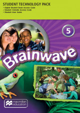 Omslag - Brainwave American English Level 5 Student Technology Pack