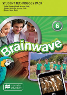 Brainwave American English Level 6 Student Technology Pack av Andrea Harries og Cheryl Pavlik (Blandet mediaprodukt)