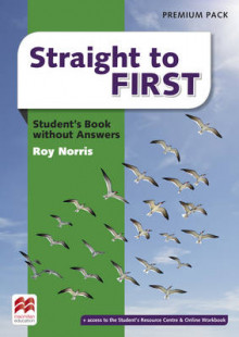Straight to First Student's Book without Answers Premium Pack av Roy Norris (Blandet mediaprodukt)
