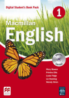 Macmillan English Level 1 Digital Student's Book Pack av Louis Fidge, Liz Hocking, Wendy Wren, Mary Bowen og Printha J. Ellis (Blandet mediaprodukt)