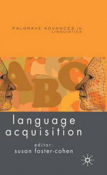 Language Acquisition av Susan Foster-Cohen (Innbundet)