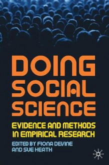 Doing Social Science (Heftet)