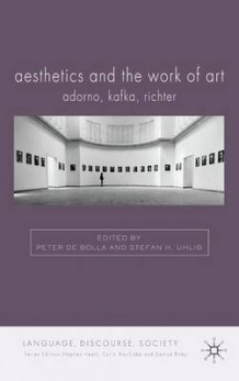 Aesthetics and The Work of Art (Innbundet)