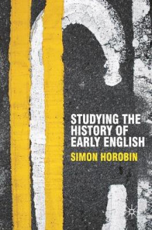 Studying the History of Early English av Simon Horobin (Heftet)