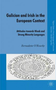 Galician and Irish in the European Context av Bernadette O'Rourke (Innbundet)