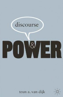 Discourse and Power av Teun A. van Dijk (Heftet)