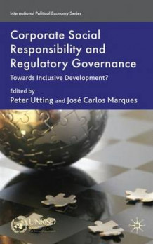Corporate Social Responsibility and Regulatory Governance 2010 (Innbundet)