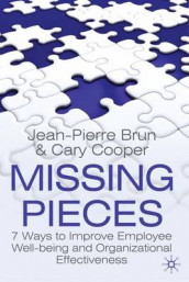 Missing Pieces av Jean-Pierre Brun og Cary Cooper (Innbundet)