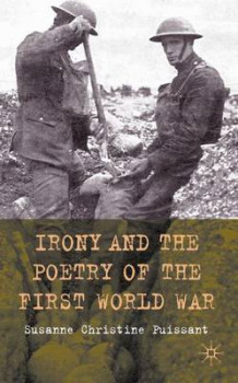 Irony and the Poetry of the First World War av Susanne Christine Puissant (Innbundet)