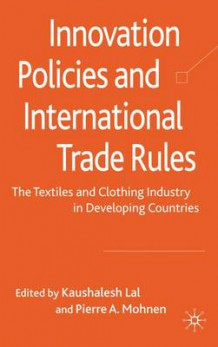 Innovation Policies and International Trade Rules (Innbundet)