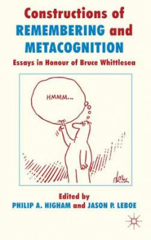 Constructions of Remembering and Metacognition (Innbundet)