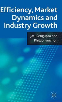 Efficiency, Market Dynamics and Industry Growth av Jati K. Sengupta og Phillip Fanchon (Innbundet)