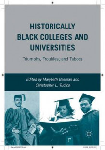 Historically Black Colleges and Universities (Innbundet)