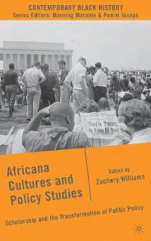 Africana Cultures and Policy Studies (Innbundet)