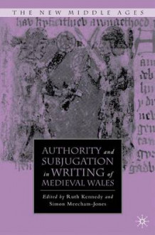 Authority and Subjugation in Writing of Medieval Wales (Innbundet)