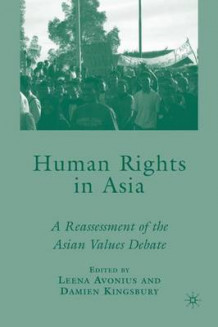 Human Rights in Asia (Innbundet)
