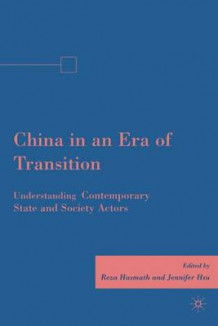 China in an Era of Transition (Innbundet)
