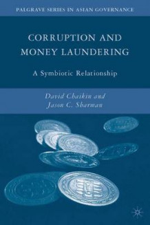 Corruption and Money Laundering av David Chaikin og J. C. Sharman (Innbundet)
