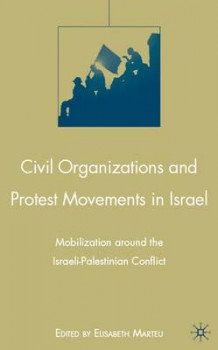 Civil Organizations and Protest Movements in Israel (Innbundet)