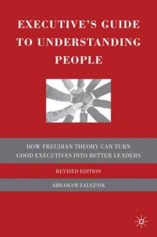 Executive's Guide to Understanding People av Abraham Zaleznik (Innbundet)
