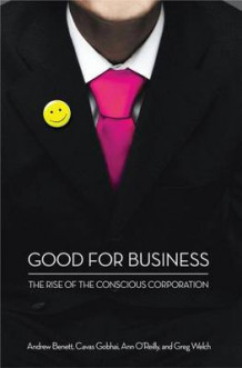 Good for Business av Andrew Benett og Ann O'Reilly (Innbundet)