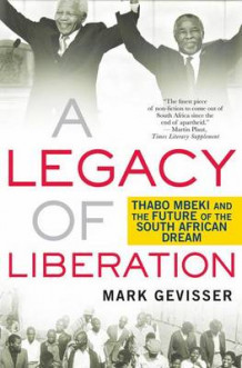 A Legacy of Liberation av Mark Gevisser (Heftet)