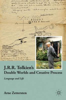 J.R.R. Tolkien's Double Worlds and Creative Process av Arne Zettersten (Innbundet)