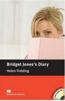 Bridget Jones's Diary with Audio CD - Intermediate av Helen Fielding (Blandet mediaprodukt)