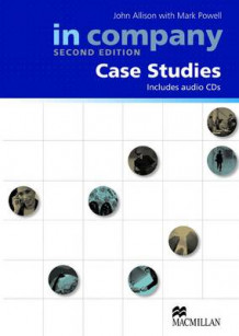 In Company All Levels (2nd Edition) Case Studies Book with CD av Mark Powell (Blandet mediaprodukt)