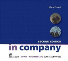 In Company Elementary (2nd Edition) Class Audio CDs (2) av Simon Clarke, Mark Powell og Pete Sharma (Lydbok-CD)
