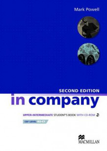 In Company Upper Intermediate Student Book + CDR Pack av Simon Clarke, Mark Powell og Pete Sharma (Blandet mediaprodukt)