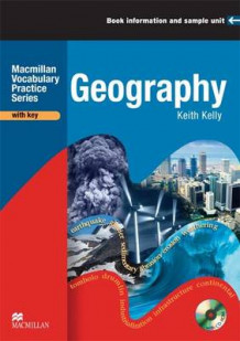 Geography Vocabulary Practice Series Book + key + CD ROM av Keith Kelly (Blandet mediaprodukt)