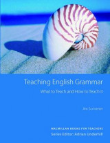 Omslag - MBT; Teaching English Grammar
