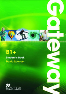 Gateway Level B1+ Students Book av David Spencer (Heftet)