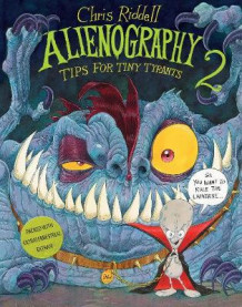 Alienography 2 av Chris Riddell (Innbundet)