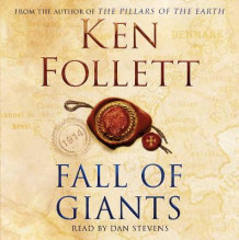 Fall of Giants av Ken Follett (Lydbok-CD)
