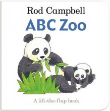 ABC Zoo av Rod Campbell (Pappbok)