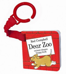 Dear Zoo Animal Shapes Buggy Book av Rod Campbell (Pappbok)