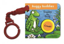 Freddy the Frog Buggy Book (Pappbok)