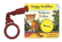 Axel Scheffler Buggy Buddy: Katie the Kitten (Pappbok)