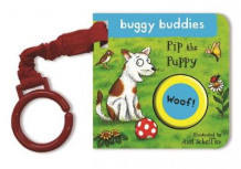 Pip the Puppy Buggy Book (Pappbok)