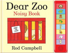 Dear Zoo Noisy Book av Rod Campbell (Innbundet)