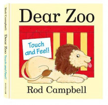 Dear Zoo av Rod Campbell (Innbundet)