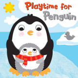 Omslag - Squeaky Bath Books: Playtime for Penguin