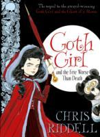 Goth Girl and the Fete Worse Than Death av Chris Riddell (Innbundet)