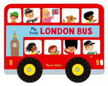 Whizzy Wheels: My First London Bus av Marion Billet (Kartonert)
