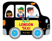 Whizzy Wheels: My First London Taxi av Marion Billet (Kartonert)