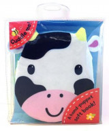 Omslag - Cuddly Cloth Puppets: Cows Go Moo!